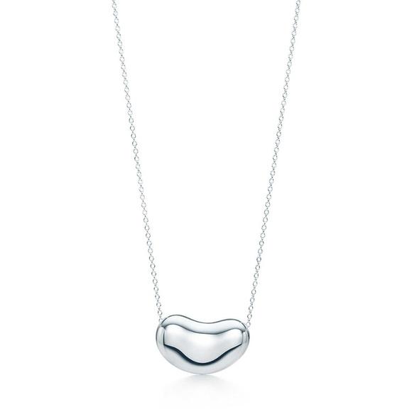 330d953bf Tiffany & Co. Jewelry | Elsa Peretti Tiffany Co Bean Necklace | Poshmark